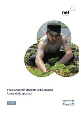 The economic benefits of Ecominds