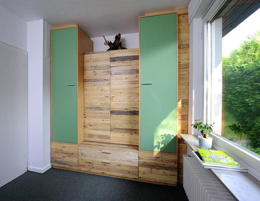 Wandschrank Schlafzimmer