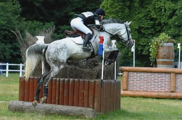 Cross, valorisation du cheval de CCE avec Fanny Lelièvre, écurie les Rouillons, 89 Sens