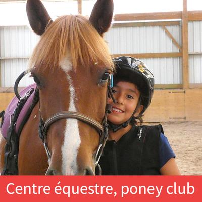 Ecurie les Rouillons, centre équestre et poney club à Sens
