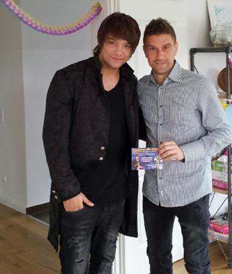 Kevin und Ivan Klasnic ( kroatischer Fußball-Nationalspieler )