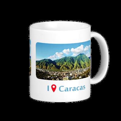 Taza El Ávila, Caracas, Venezuela