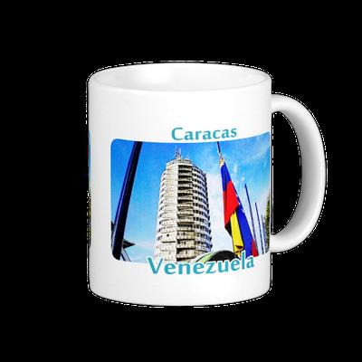 Taza Hotel Humboldt, Caracas, Venezuela