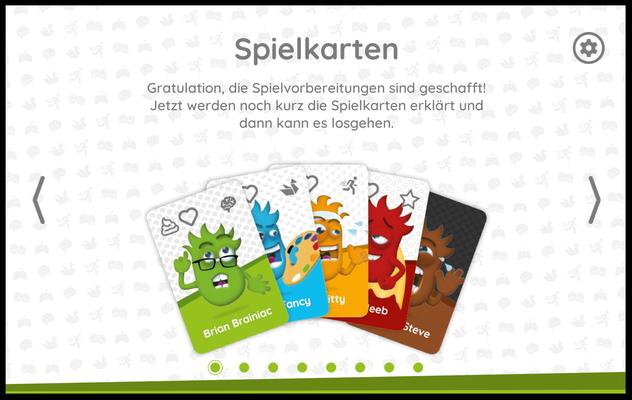 Spielkartenerklärung