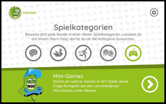 Spielkategorie: Mini-Games