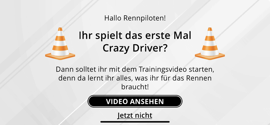 Crazy Driver - Regeln