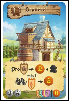 Majesty Beispiel: Brauerei