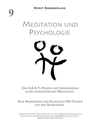 Bestellung #9 - 26 Seiten - Preis: 3,00 € - Meditation und Psychologie: Eine Anwendung der PSI-Theorie auf den Buddhismus