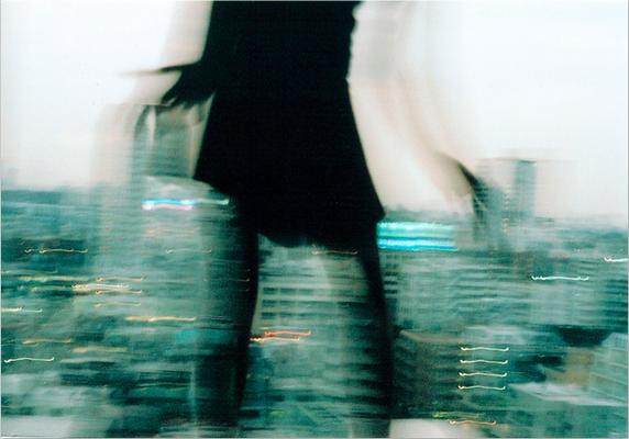 Longing 2 | 2006 | inszenierte Fotografie | Barbara Flatten