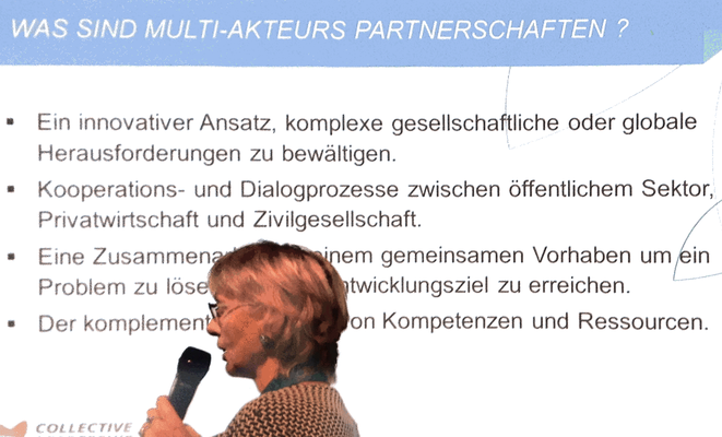 Petra Künkel, collective leadership