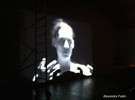 Danse contemporaine et installation vidéo avec la Compagnie DyProcess