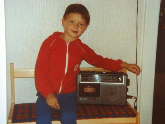 Meine erste Elvis Kassette 1983