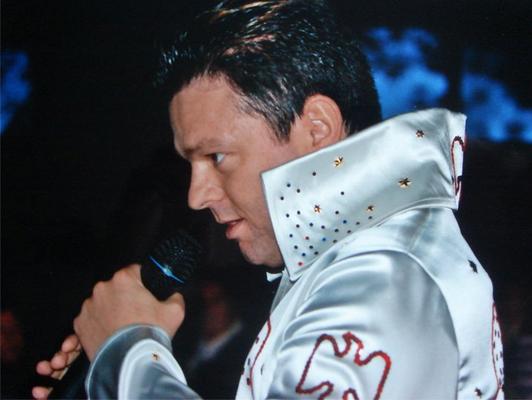 Melvis an Geburtstagsfest ca 2002