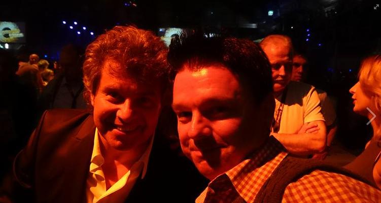 Mit Andy Borg an der Schlagernacht in Olten 2016