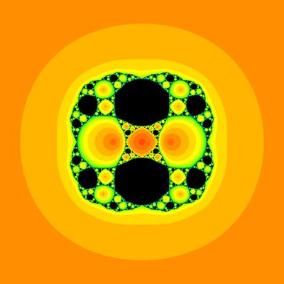 Konvergenzgeschwindigkeit z^3-z=0, Schröder-Verfahren