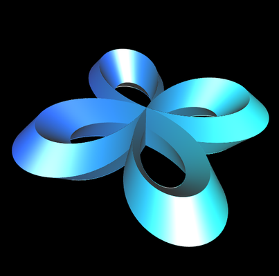 Supershape auf Basis Torus - 4