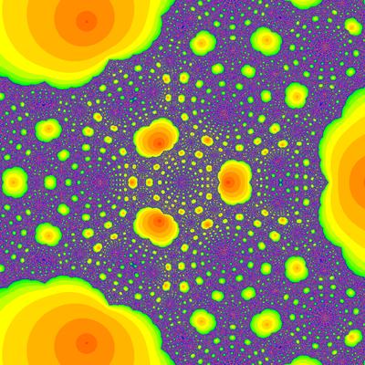 Konvergenzgeschwindigkeit z^3-1=0, Euler-Chebyshev-Verfahren, m=2