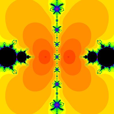 Konvergenzgeschwindigkeit z^2-1=0, King-Verfahren, beta=-3