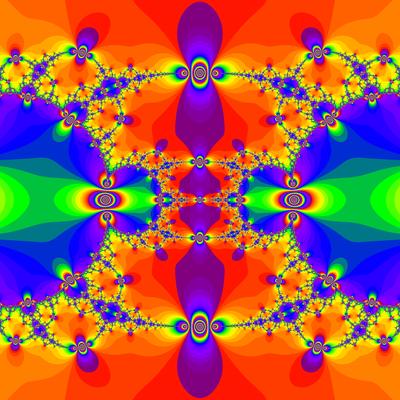 Konvergenzgeschwindigkeit z^3-z=0, Newton-Verfahren, a=1.98