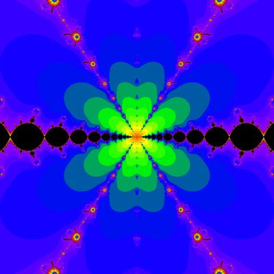 Konvergenzgeschwindigkeit z^3-z=0, King-Verfahren, beta=-2.6, B=[-50, 50]
