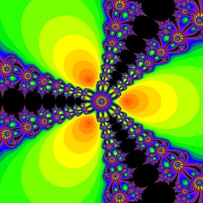 Konvergenzgeschwindigkeit z^3-1=0,  Whittaker I -Verfahren