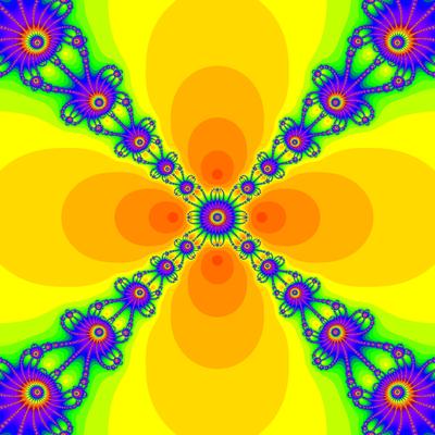 Konvergenzgeschwindigkeit z^4-1=0, Householder-Verfahren