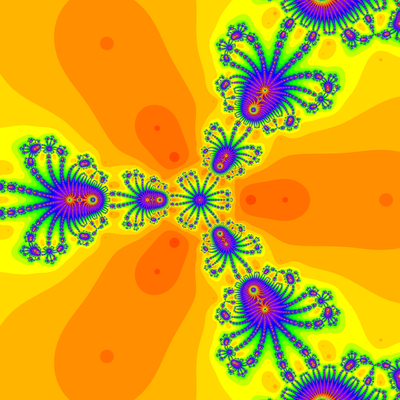Konvergenzgeschwindigkeit z^3-1=0,  Whittaker II -Verfahren
