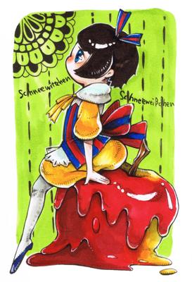 2012 白雪姫