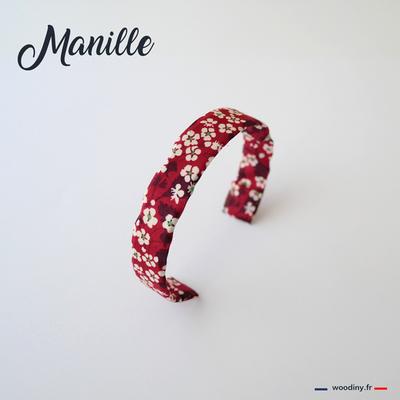Bracelet tissu liberty
