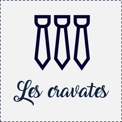 """Cravates """"made in france"""""""