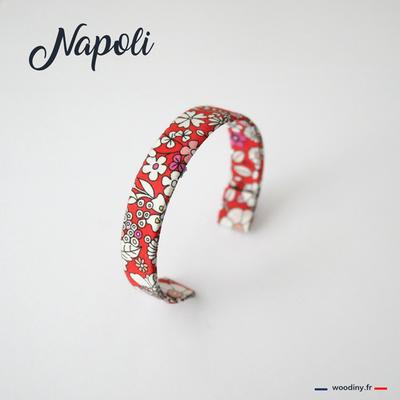 Bracelet liberty rouge