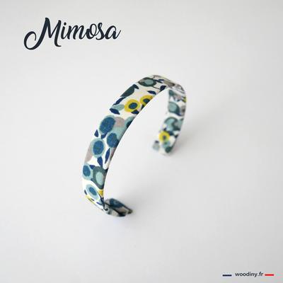 Bracelet mimosa