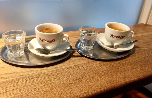 Der Toraldo Cafe