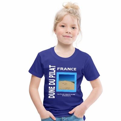 T-shirt Dune du Pilat Enfants et adultes