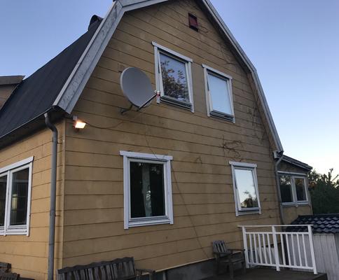 Sands Entreprenad Stockholm AB utför tvättning och målning av fasader för både  företag och privatpersoner. Vi hjälper er självklart med ny- som ommålning. b8f84626ef5cf