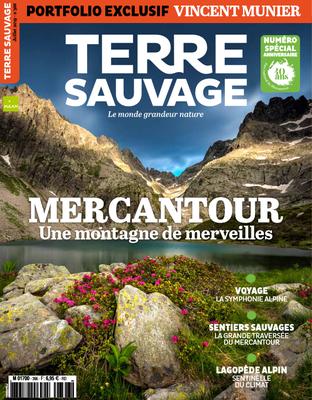 Magazine Terre Sauvage. Sauvage Max de Nature