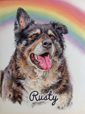 Rusty, A4