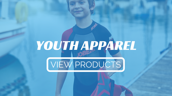 superyacht motor yacht guest Kid's watersports apparel