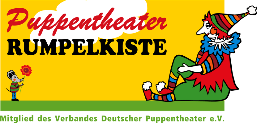 Puppentheater Rumpelkiste, Gestaltung Drucksachen