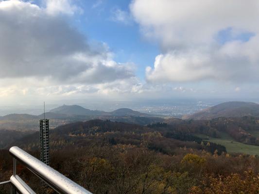 Blick vom Oelberg