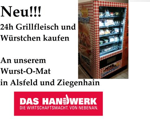 Fleischerei Bechtel - Wurstomat - 24h einkaufen