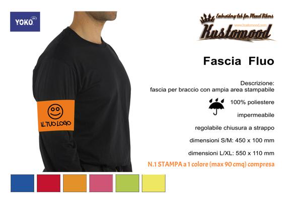 FASCIA BRACCIO STAMPABILE