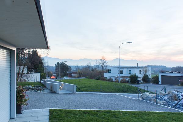 starklvieli_architekten_doppelgarage mit gartenpavillon_hausen am albis_04