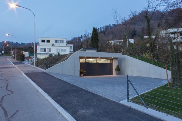 starklvieli_architekten_doppelgarage mit gartenpavillon_hausen am albis_02