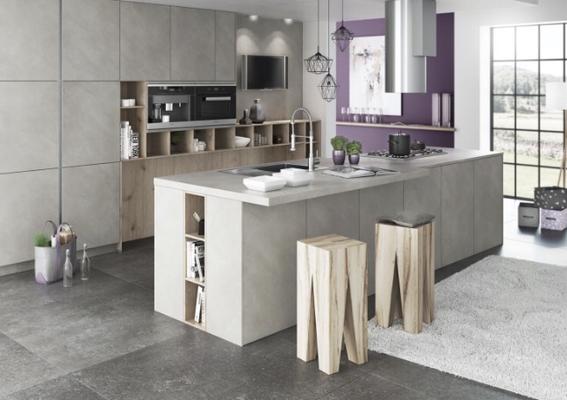 Salle de bain et cuisine - Senelle rénovation , entreprise générale ...