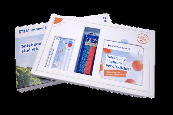 kundenbeispiel newseed münchner bank nachhaltige werbemittel