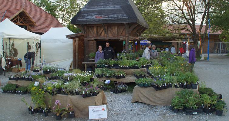 Gartentage Schloss Kaltenberg 2014