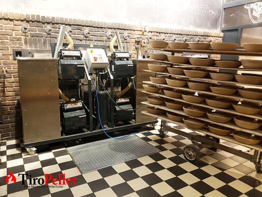 Holzbrotofen AGR Biotec