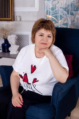 Татьяна Тимофеевна - косметолог