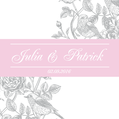 Julia & Patrick © Design for You -Kiel
